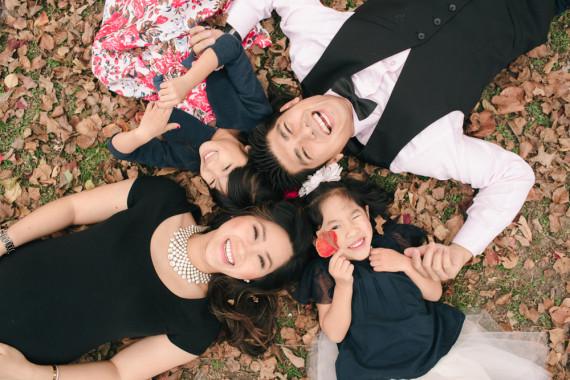Johnny Than Family - Houston Family photographer