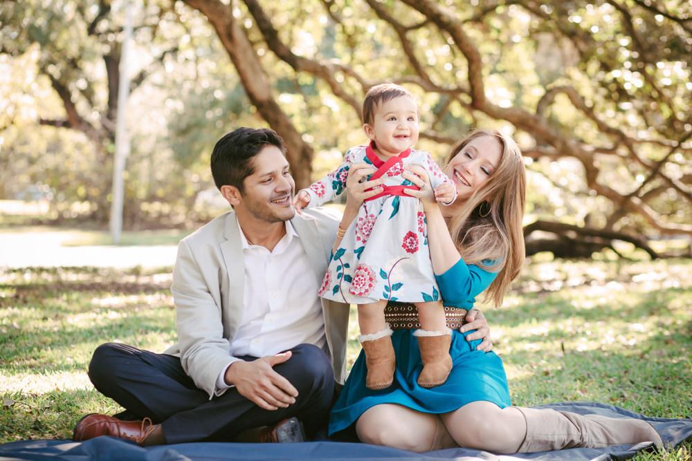 Sudhindra family - Houston family photographer